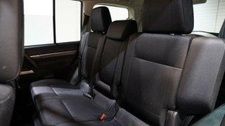 2015 Mitsubishi Pajero NX MY16 GLS Brown 5 Speed Sports Automatic Wagon