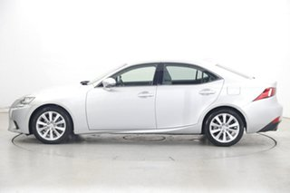 2013 Lexus IS GSE30R IS250 Luxury Silver 6 Speed Sports Automatic Sedan.