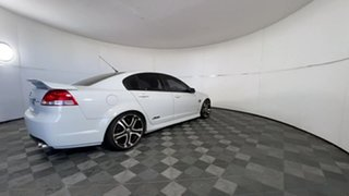 2011 Holden Commodore VE II MY12 SS White 6 Speed Sports Automatic Sedan