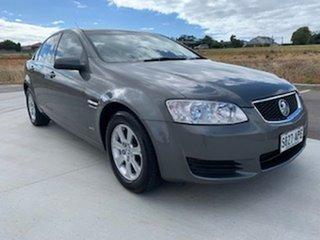 2011 Holden Commodore VE II Omega Grey 6 Speed Sports Automatic Sedan.