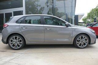2020 Hyundai i30 PD.V4 MY21 N Line D-CT Premium Fluidic Metal 7 Speed Sports Automatic Dual Clutch.