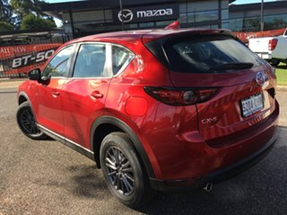 2020 Mazda CX-5 KF2W7A Maxx SKYACTIV-Drive FWD Sport Soul Red 6 Speed Sports Automatic Wagon