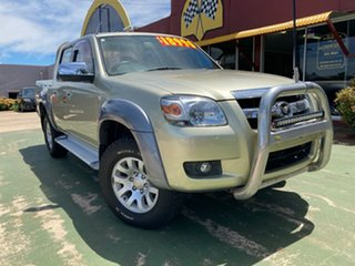 2008 Mazda BT-50 UNY0E4 SDX 5 Speed Manual Utility.