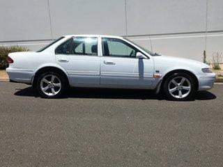 1994 Ford Fairmont EF 4 Speed Automatic Sedan.