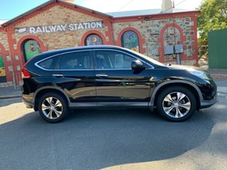 2014 Honda CR-V RM MY15 VTi Navi Black 5 Speed Automatic Wagon.