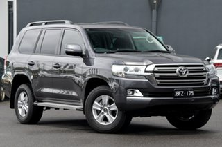 2020 Toyota Landcruiser VDJ200R GXL Grey 6 Speed Sports Automatic Wagon.