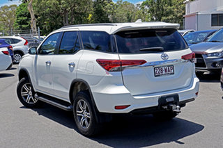 2015 Toyota Fortuner GUN156R GXL Blizzard/o 6 Speed Automatic Wagon.