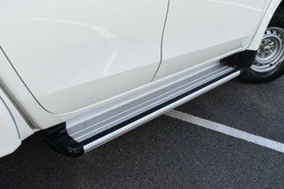 2015 Mitsubishi Triton MQ MY16 GLX Double Cab 4x2 White 5 Speed Sports Automatic Utility