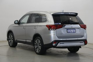 2019 Mitsubishi Outlander ZL MY19 LS 2WD Sterling Silver 6 Speed Constant Variable Wagon
