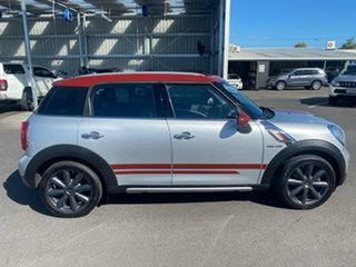 2016 Mini Countryman R60 MY15 Cooper D Silver 6 Speed Sports Automatic Wagon