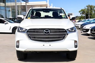 2020 Mazda BT-50 B30B XTR (4x2) Ice White 6 Speed Automatic Dual Cab Pick-up