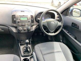 2010 Hyundai i30 FD MY11 SX Blue 5 Speed Manual Hatchback