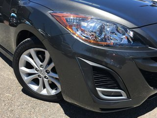 2011 Mazda 3 BL10L2 SP25 Activematic Black 5 Speed Sports Automatic Sedan.