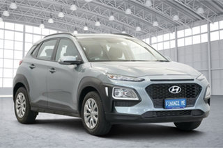 2019 Hyundai Kona OS.3 MY20 Go 2WD Lake Silver 6 Speed Sports Automatic Wagon.