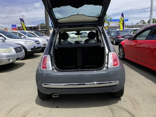 2013 Fiat 500 MY13 Lounge 5 Speed Automatic Hatchback