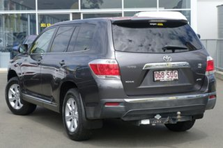 2011 Toyota Kluger GSU45R MY11 KX-R AWD Grey 5 Speed Sports Automatic Wagon
