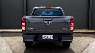 2020 Mazda BT-50 TFS40J XT Concrete Grey 6 Speed Sports Automatic Utility