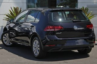 2020 Volkswagen Golf 7.5 MY20 110TSI DSG Trendline Black 7 Speed Sports Automatic Dual Clutch
