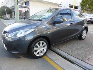 2008 Mazda 2 DE Neo Grey 4 Speed Automatic Hatchback.