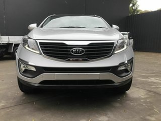 2011 Kia Sportage SL Platinum (AWD) Silver 6 Speed Automatic Wagon.