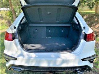 2019 Kia Cerato BD MY19 S Snow White Pearl 6 Speed Sports Automatic Hatchback
