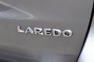 2013 Jeep Grand Cherokee WK MY2014 Laredo Silver 8 Speed Sports Automatic Wagon