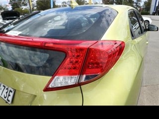 2012 Honda Civic FK VTi-L Green 5 Speed Automatic Hatchback