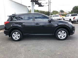 2015 Toyota RAV4 ZSA42R MY14 GX 2WD Black 7 Speed Constant Variable Wagon.