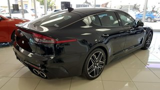 2020 Kia Stinger CK MY21 GT Fastback Aurora Black 8 Speed Automatic Sedan
