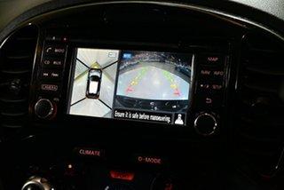 2016 Nissan Juke F15 Series 2 Ti-S 2WD Black 6 Speed Manual Hatchback