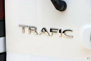 2020 Renault Trafic Glacier White Automatic Van