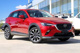 2020 Mazda CX-3 CX3E Akari (FWD) Soul Red Crystal 6 Speed Automatic Wagon.