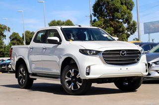 2020 Mazda BT-50 B30B XTR (4x2) Ice White 6 Speed Automatic Dual Cab Pick-up.