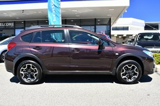 2013 Subaru XV G4X MY13 2.0i Lineartronic AWD Deep Cherry 6 Speed Constant Variable Wagon