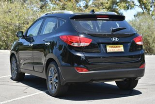 2014 Hyundai ix35 LM3 MY15 Elite AWD Black 6 Speed Sports Automatic Wagon