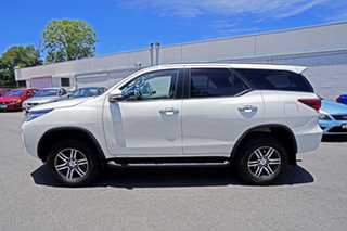 2015 Toyota Fortuner GUN156R GXL Blizzard/o 6 Speed Automatic Wagon