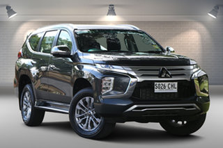 2020 Mitsubishi Pajero Sport QF MY20 GLX Grey 8 Speed Sports Automatic Wagon.