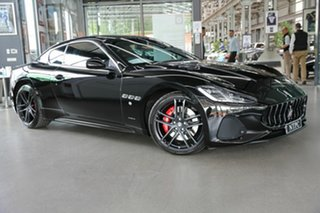2019 Maserati Granturismo M145 MY20 Sport Black 6 Speed Automatic Coupe.