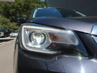 2017 Subaru Forester S4 MY18 XT CVT AWD Premium Grey 8 Speed Constant Variable Wagon.