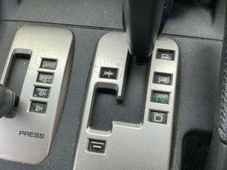 2003 Mitsubishi Pajero NP Exceed Gold 5 Speed Sports Automatic Wagon