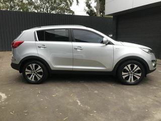 2011 Kia Sportage SL Platinum (AWD) Silver 6 Speed Automatic Wagon