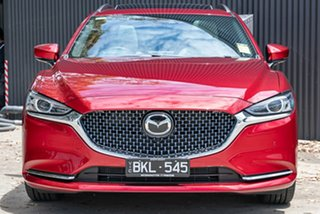2020 Mazda 6 GL1033 Atenza SKYACTIV-Drive Soul Red Crystal 6 Speed Sports Automatic Wagon.