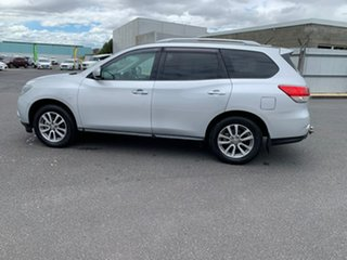 2015 Nissan Pathfinder R52 MY15 ST X-tronic 4WD Silver 1 Speed Constant Variable Wagon