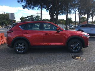 2020 Mazda CX-5 KF2W7A Maxx SKYACTIV-Drive FWD Sport Soul Red 6 Speed Sports Automatic Wagon.