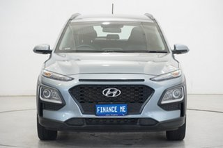 2019 Hyundai Kona OS.3 MY20 Go 2WD Lake Silver 6 Speed Sports Automatic Wagon