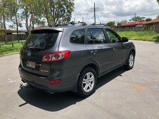 2011 Hyundai Santa Fe CM MY12 SLX CRDi (4x4) Grey 6 Speed Manual Wagon.