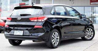 2019 Hyundai i30 PD2 MY20 Active Phantom Black 6 Speed Sports Automatic Hatchback.