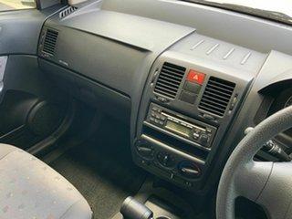 2005 Hyundai Getz TB XL White 4 Speed Automatic Hatchback