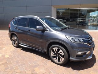 2016 Honda CR-V RM Series II MY17 Limited Edition 4WD 5 Speed Sports Automatic Wagon.