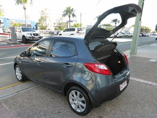 2008 Mazda 2 DE Neo Grey 4 Speed Automatic Hatchback